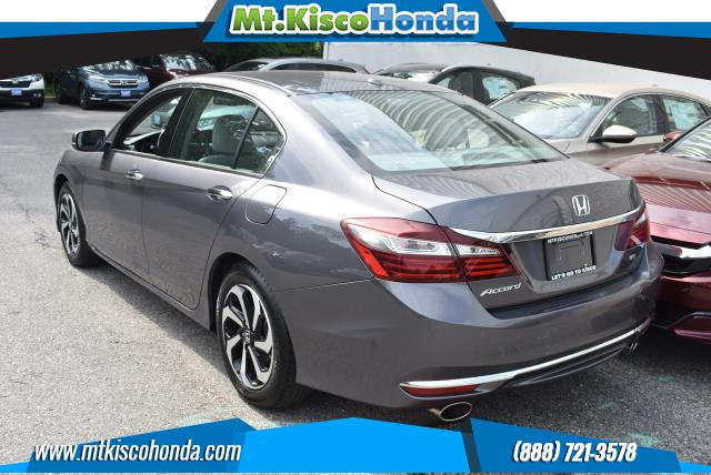 Pre-Owned 2016 Honda Accord Sedan 4dr V6 Auto EX-L