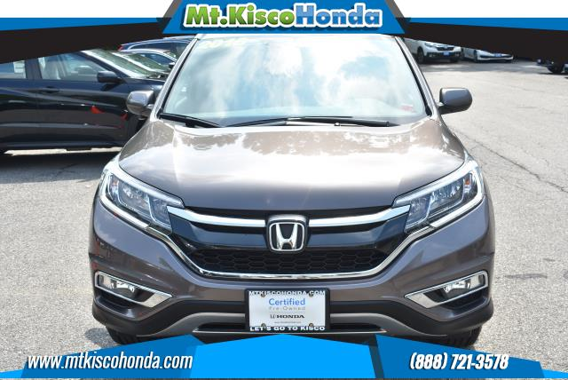 Certified Pre-Owned 2016 Honda CR-V AWD 5dr EX-L w/Navi