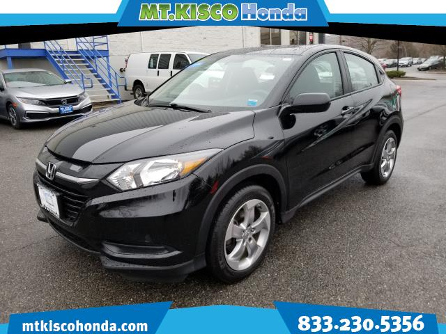 Certified Pre-Owned 2017 Honda HR-V LX