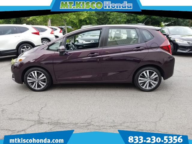 Certified Pre-Owned 2017 Honda Fit EX-L