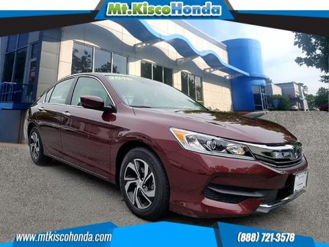 Pre-Owned 2016 Honda Accord Sedan 4dr I4 CVT LX w/Honda Sensing