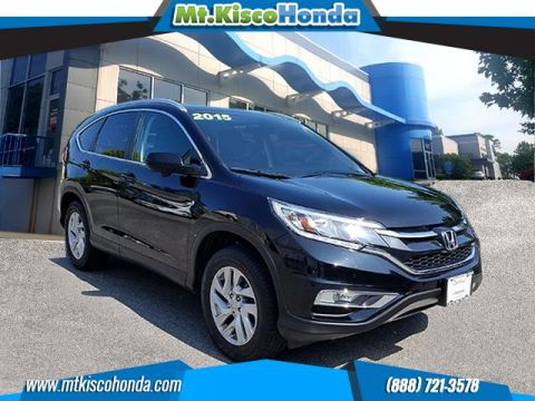 Certified Pre-Owned 2015 Honda CR-V AWD 5dr EX-L w/Navi