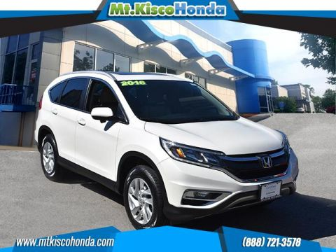 Certified Pre-Owned 2016 Honda CR-V AWD 5dr EX-L