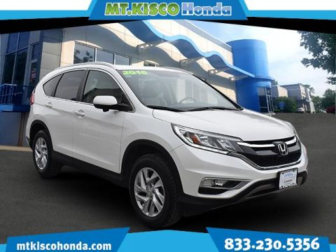 Certified Pre-Owned 2016 Honda CR-V EX-L
